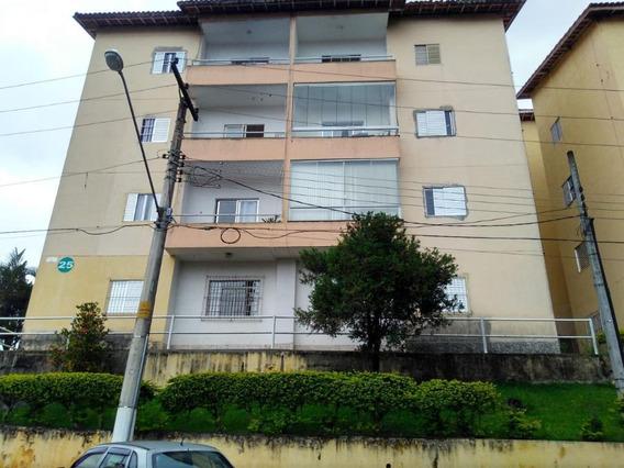 Apartamento Com 2 Dormitórios À Venda, 64 M² Por R$ 185.000 - Jardim Das Margaridas - Jandira/sp - Ap0613