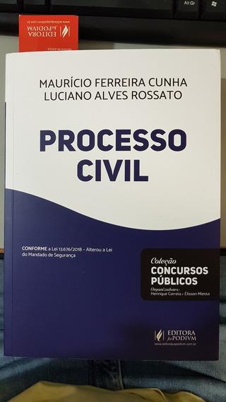 Processo Civil 2018