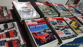Revista 4 Rodas (todos Exemplares 2006)