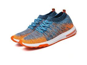 Tennis Para Caballero Casuales Gym Running Sneakers Crossfit