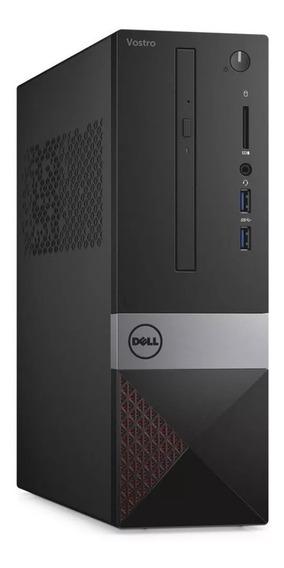 Desktop Dell Vostro 3470 I3-8100t 16gb Ram 1tb W10 Pro
