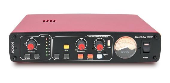 Pré Amplificador Valvulado Icon Reotube G2x (red) 220v Sj