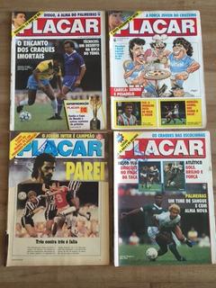 Lote Com 10 Revistas Placar - Ano De 1987 - Raridade