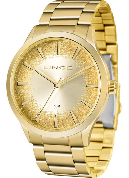 Relógio Lince Feminino Barato Original Garantia Nfe