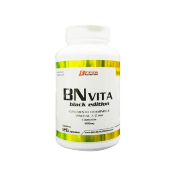Bn Vita Black Edition 120 Caps
