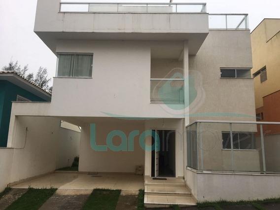 Casa De Condominio Em Granja Dos Cavaleiros - Macaé - 2572