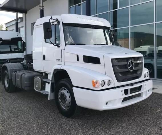 Camion Mercedes Benz Atron 1735 Camiones 0km
