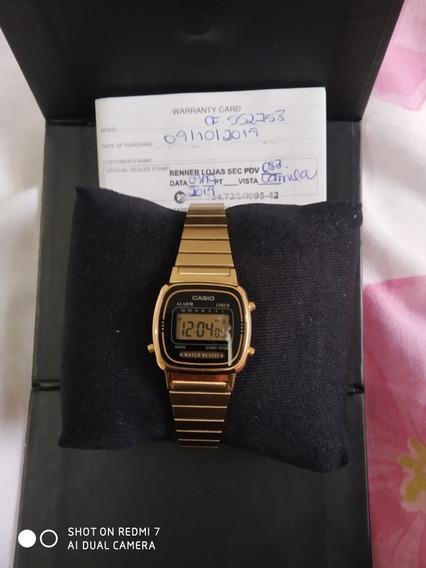 Relógio Casio Module No 3191