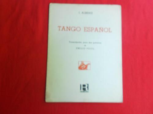 I. Albeniz / Tango Español