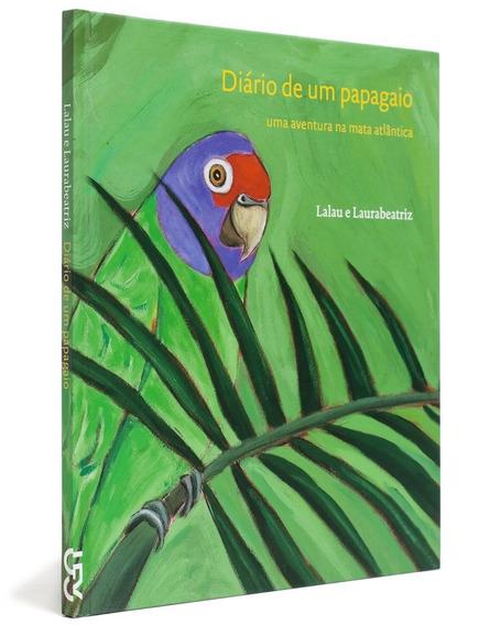 Diário De Um Papagaio- Uma Aventura Na Mata Atlântica
