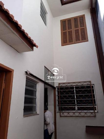 Sobrado Com 2 Dormitórios À Venda E Locação, 114 M² Por R$ 370.000 - Casa Branca - Santo André/sp - So2656