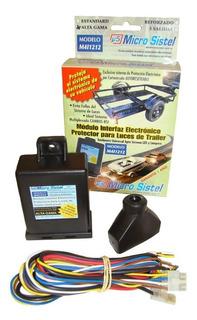 Módulo Interfaz Emulador De Luces Para Trailer P/ Fiat Toro