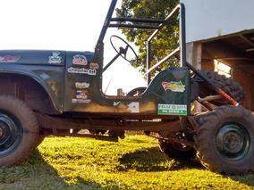 Gaiolas Jeep Willys Para Trilha