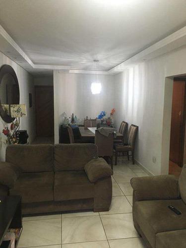 Apartamento Com 2 Dorms, Marapé, Santos - R$ 370 Mil, Cod: 818 - V818