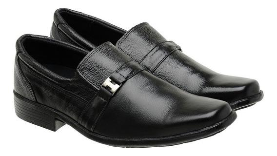 Sapato Social Masculino Couro Legítimo 990 - Di Stefani