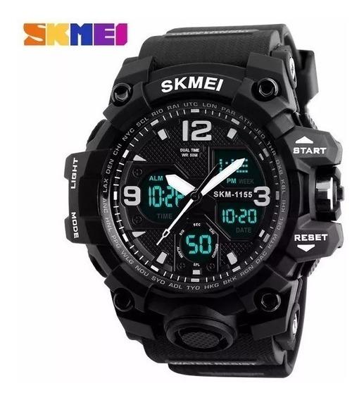Relógio Skmei Masculino 1155 A Prova D