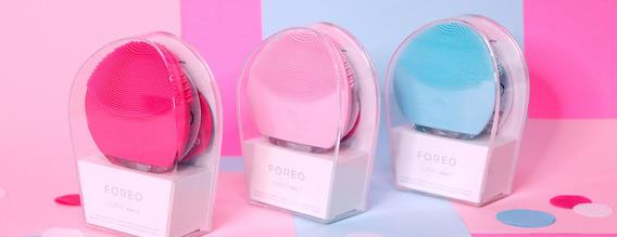 Cepillo Facial Electrico Exfoliante Masaje Foreo Luna Mini 2