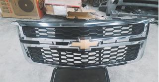 Parrila De Chevrolet Suburban Tahode 2016-2019 Con Detalle