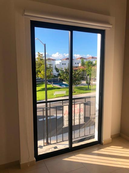 Rento Casa Nueva: Fracc. Los Naranjos (dentro Del Condado)