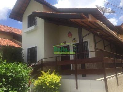 Casa Com 4 Dormitórios À Venda Por R$ 250.000 - Ca0158