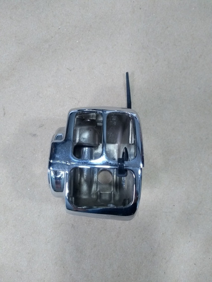 Capa Punho (esquerdo/cromo) Softail 96-10 Harley Davidson
