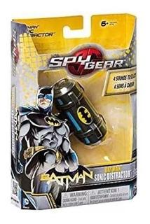Batman Bomba De Sonido De Distracción Original Dc
