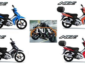 Suzuki Haojue Nex 110