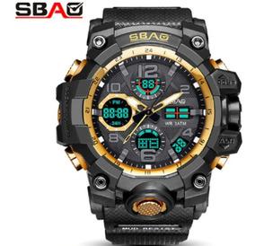 Relógios Masculinos Digital Liquidação Aprova D´água Barato