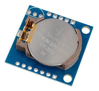 Reloj Rtc Ds1307 Arduino / Electroardu
