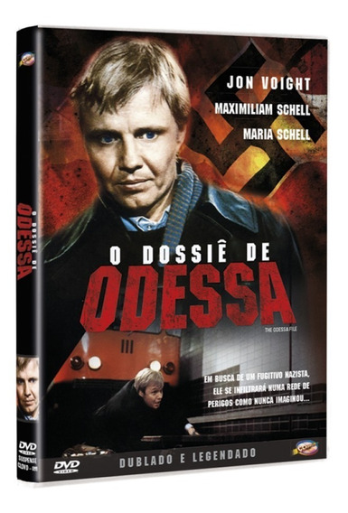 Dvd O Dossie De Odessa - Classicline - Bonellihq H19