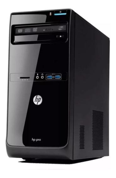 Computador Hp Pro 3410, I3, 4gb Ram, 500gb Hd