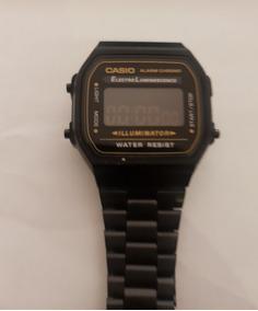 d889a126d4a3 Reloj Casio 3298 A 168 Negro - Reloj de Pulsera en Mercado Libre México