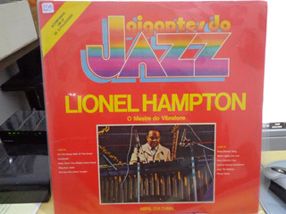 Lp Lionel Hampton - Gigantes Do Jazz