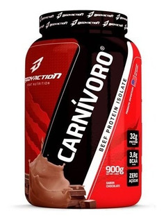 Carnivoro Beef Protein Isolate 900g Chocolate - Body Action
