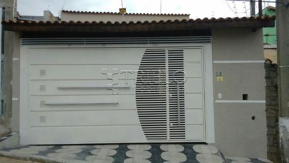 Venda-casa Com 3 Dorms-1 Suite-3 Vaga-centro-mogi Das Cruzes-sp - V-2599