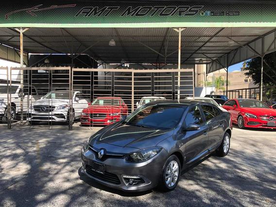 Renault Fluence 2.0 Expression Mt 2017