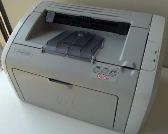 Impressora Hp Laserjet 1020 Ou 1018 Funcionando (62 Vendidos