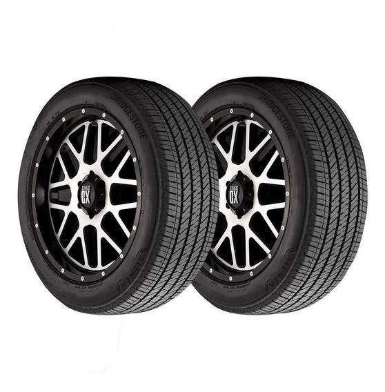 Paquete 2 Llantas 275/60 R20 Bridgestone Alenza As2 115s Msi