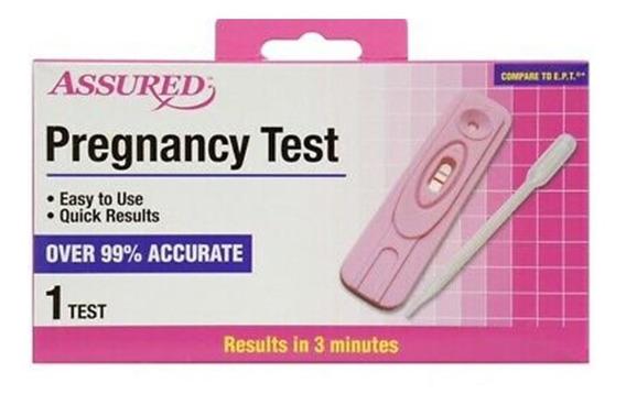 Prueba De Embarazo Pregnancy Test Assured Amyglo