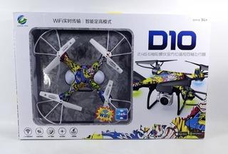 Drone D10 Wifi Control Camara