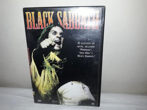 Dvd Black Sabbath 15 Sucessos