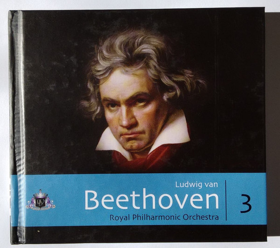 Cd Coleção Folha Música Clássica - Vol.3 Beethoven