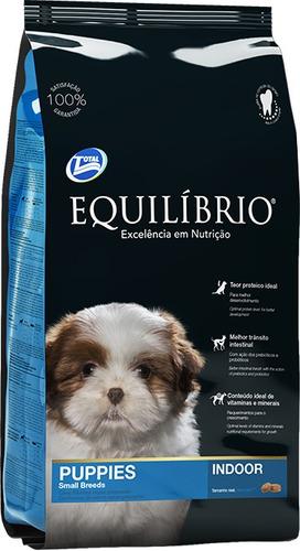 Alimento Equilibrio Cachorros Raza Pequeña 7,5 Kilos