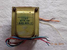 Receiver Sony Str-11s - Transformador