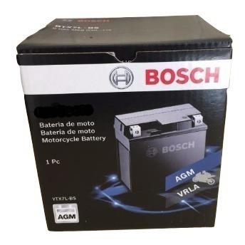 Bateria Moto Ytx20l-bs Btx20l-bs 12v 18ah Bosch