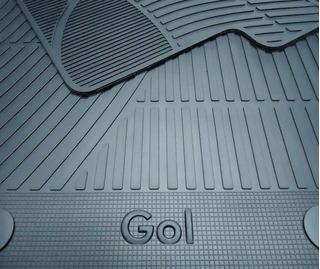 Juego De Alfombras Original Volkswagen Gol Trend
