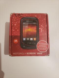 Motorola Screen Mini Ex132 Telcel Envió Gratis