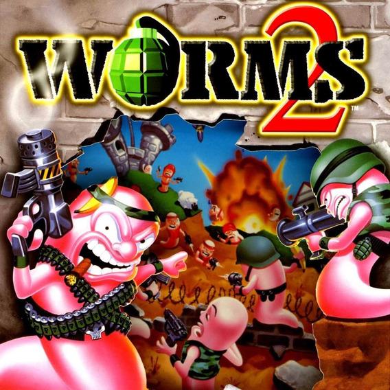 Worms 2 Pc Completo Envio Via Email