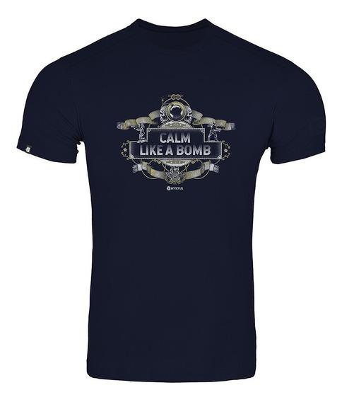 Camiseta Invictus Concept Detonador Tatica Militar Airsoft