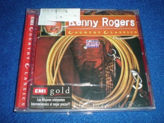 Kenny Rogers / Country Classics Cd Nuevo C50